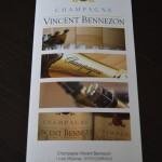 flyers Champagne Vincent Bennezon