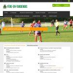 site internet de la ville de Fère-en-Tardenois
