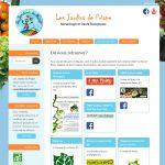 Les jardins de priape exemple de page