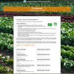 Les jardins de priape formulaire de commande