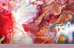 Site internet Sophie Deblyck
