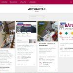 Site internet Bati Entreprises